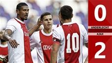Anderlecht vs Ajax: 0-2 (Giao hữu quốc tế 2021)