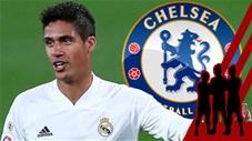 Điểm tin chuyển nhượng 17/7: Chelsea tranh giành Varane với MU