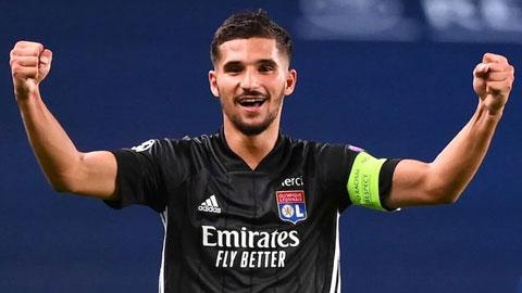Lyon sẽ để Aouar ra đi nếu nhận được khoản phí từ 17 đến 23 triệu bảng
