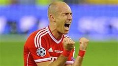 10 khoảnh khắc đẹp nhất của Robben ở Bayern