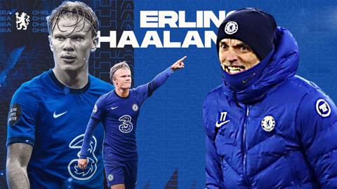 Chelsea tìm người thay Giroud: Chờ Haaland hay vơ bèo vạt tép?
