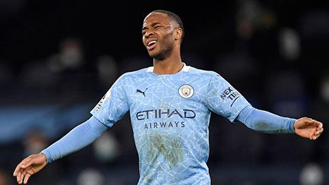 Man City vẫn để ngỏ khả năng bán Sterling
