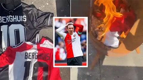 Ajax chiêu mộ Steven Berghuis tới từ Feyenoord