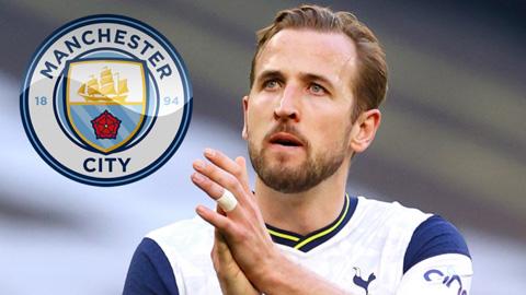 Mặc Tottenham quyết giữ, Kane có thể sẽ nổi loạn để được sang Man City