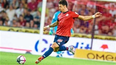 Jose Fonte gia hạn 1 năm với Lille