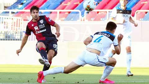 Con trai HLV Simeone muốn gia nhập Atletico