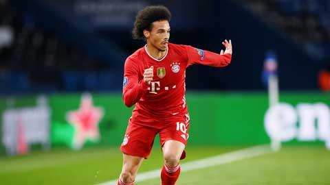 'Bayern đã kỳ vọng quá nhiều vào Leroy Sane'