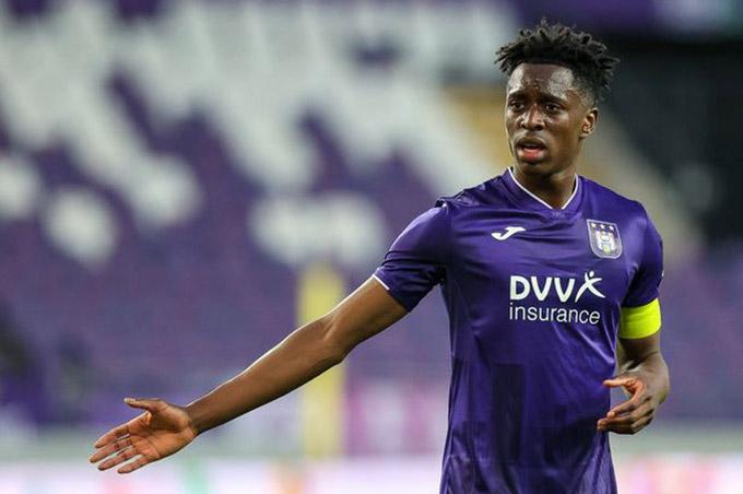 Arsenal hy vọng sẽ có sự phục vụ của Albert Sambi Lokonga trong tuần tới