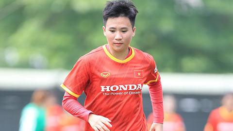"""Tuyết Dung: """"ĐT nữ Việt Nam có khả năng cao vào VCK Asian Cup 2022"""""""