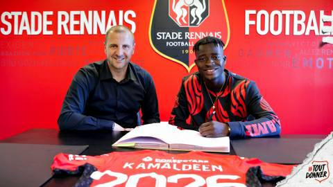 Man United mất Sulemana về tay Rennes