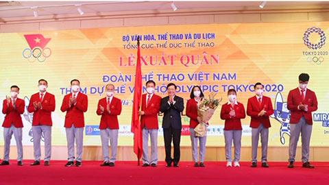 Lịch thi đấu của Đoàn TTVN tại Olympic Tokyo 2020