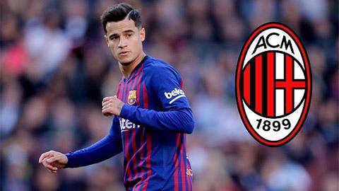 Tin giờ chót 19/7: Barca chấp nhận bán Coutinho cho Milan