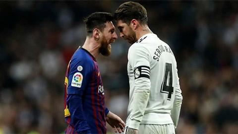 """Ramos: """"Messi động viên tôi tới PSG"""""""