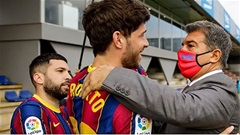 Barcelona quyết tâm giảm lương một loạt ngôi sao