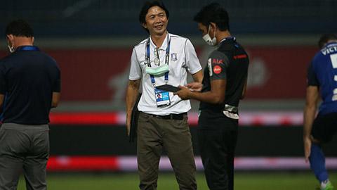 Cựu danh thủ HAGL dẫn dắt đại gia Thai League