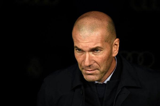 Zidane, Conte & những HLV danh tiếng vẫn đang thất nghiệp