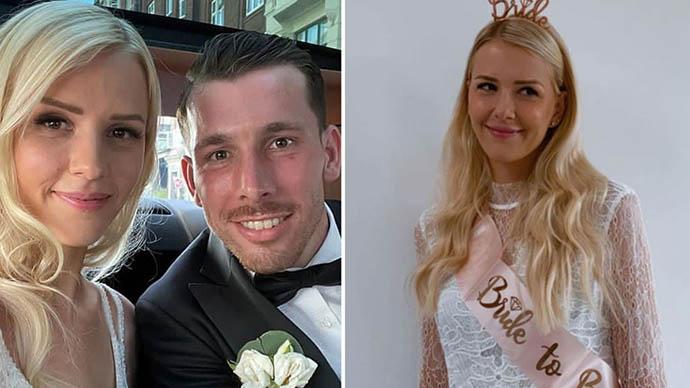 Hojbjerg lần thứ hai cưới nàng WAG đẹp nhất Đan Mạch trong 2 năm