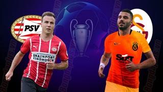 02h00 ngày 22/7: PSV vs Galatasaray