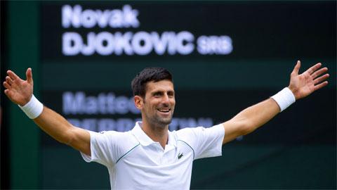Djokovic và những đối thủ đáng gờm ở Olympic Tokyo