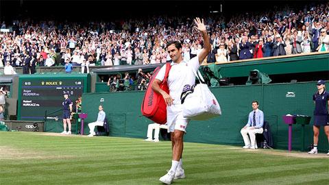 Cựu HLV của Djokovic: 'Federer như đã chơi lần cuối ở Wimbledon'