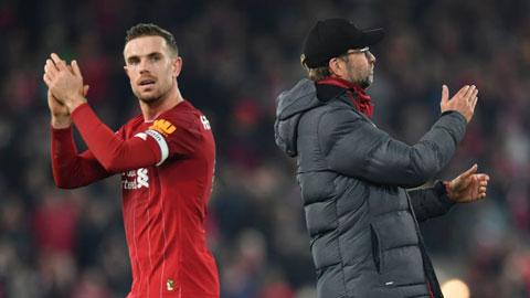 Bị Liverpool bỏ rơi, Henderson vào tầm ngắm của Atletico và PSG