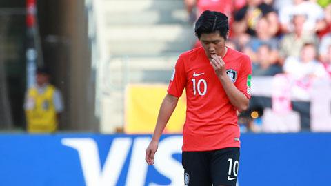 Lee Kang-in là ngôi sao hàng đầu của Olympic Hàn Quốc
