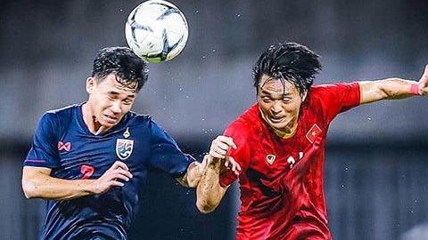 ĐT Việt Nam nằm khác bảng với Thái Lan ở AFF Cup