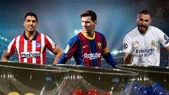 Lịch thi đấu La Liga 2021/22