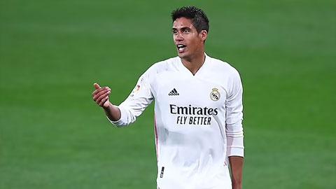 MU chiêu mộ Varane từ Real Madrid ngay trong tháng này?