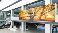 Samsung The Wall 2021: Màn hình MicroLED 1000 inch, cải thiện về màu sắc, thiết kế mỏng hơn