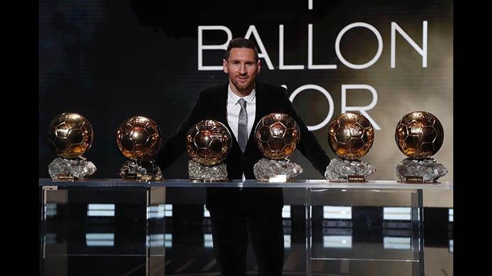 Quên Jorginho hay Lewandowski đi, Messi sẽ giành Quả bóng Vàng 2021