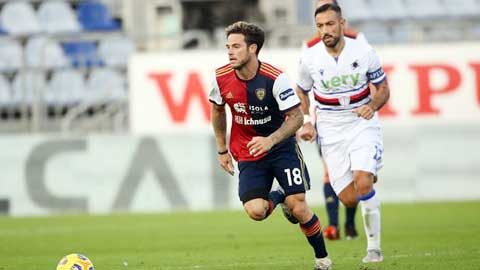 Nahitan Nandez tiến gần đến Inter