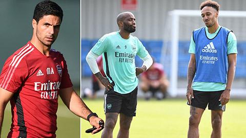 Arsenal hủy bỏ chuyến du đấu tới Mỹ gặp Inter Milan do nhiều thành viên dính Covid-19