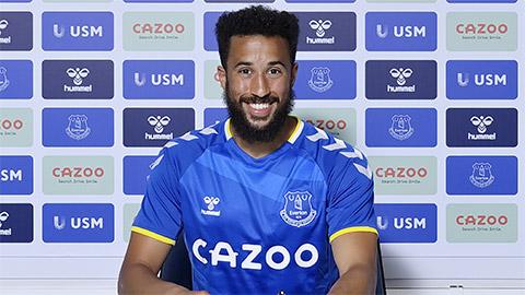 Everton đón liền 2 tân binh