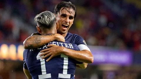 Bảng C GOLD CUP 2021: Đánh bại Jamaica, ĐT Costa Rica đứng đầu bảng