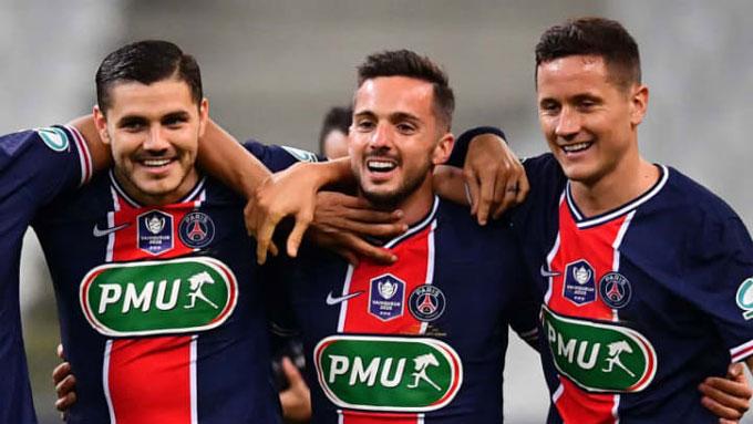 Icardi, Sarabia và Herrera có thể bị bán để lấy tiền mua Pogba