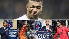 PSG dọn dẹp đội hình để giữ chân Mbappe