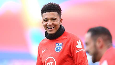 Man United bắt đầu bán áo số 7 của Sancho
