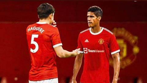 Varane - Maguire có phải cặp trung vệ hoàn hảo cho Man United?
