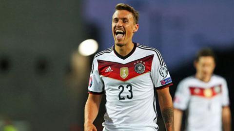 Kruse, lá cờ đầu của U23 Đức