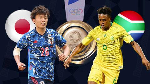 Soi kèo U23 Nhật Bản vs U23 Nam Phi, 18h00 ngày 22/7