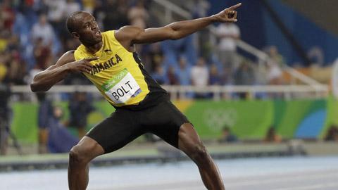 Olympic và Usain Bolt: Mãi mãi không thay được tượng đài này
