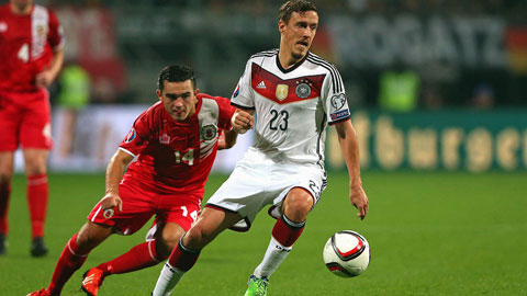 Kruse sẽ là cánh chim đầu đàn đưa Đức đến với chiến thắng