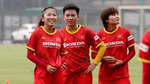 Đội tuyển nữ Việt Nam: Các nữ tuyển thủ đến từ Thành phố Hồ Chí Minh hoàn thành cách ly