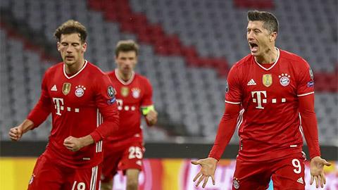 Đội hình Bayern Munich không cầu thủ nào có lương quá 20 triệu euro
