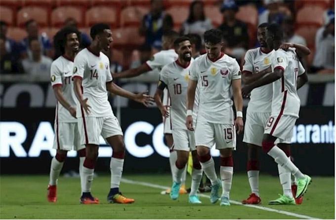 Qatar đang thi đấu rất ấn tượng tại Gold Cup