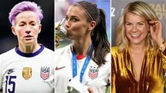 Nữ cầu thủ lương cao nhất thế giới vẫn kém Messi cả... trăm lần!