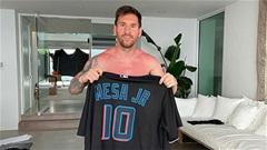 Messi mang niềm vui bất ngờ đến cho fan cuồng