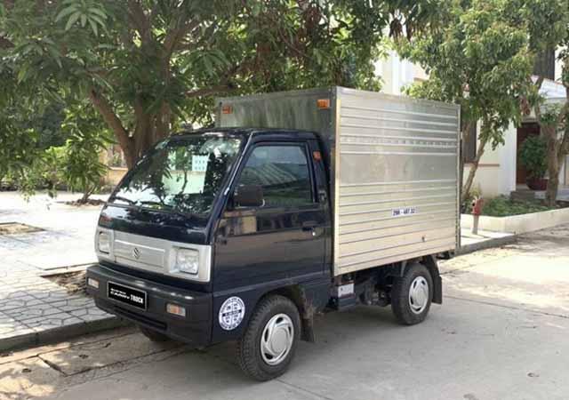 Sở hữu Suzuki Carry Truck, chủ xe chỉ cần bảo dưỡng ở cột mốc 6 tháng hoặc 7.500km tuỳ điện kiện nào đến trước, giúp tiết kiệm thời gian và chi phí