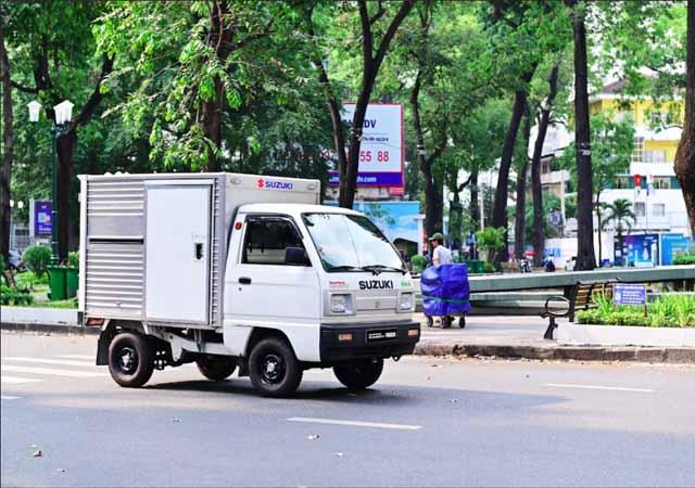 Với các bác tài Suzuki, tối ưu chi phí sở hữu xe tải nhẹ là gia tăng nhiều hơn thu nhập, góp phần cải thiện chất lượng cuộc sống
